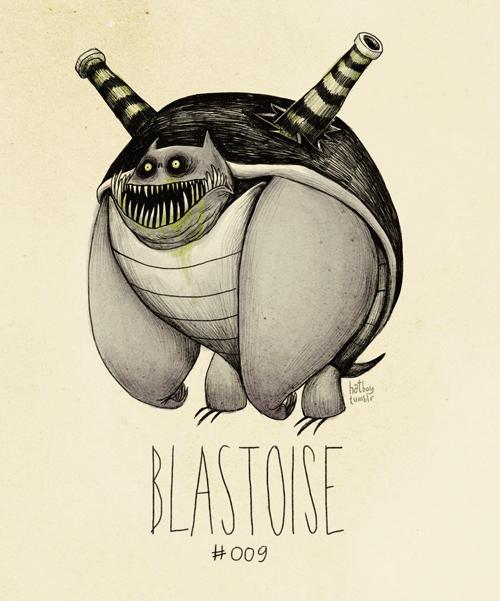 Blastoise - Pokemon