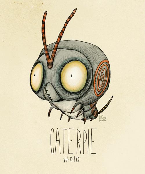 Caterpie - Pokemon