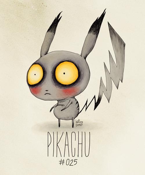 Pikachu - Pokemon Fan Art