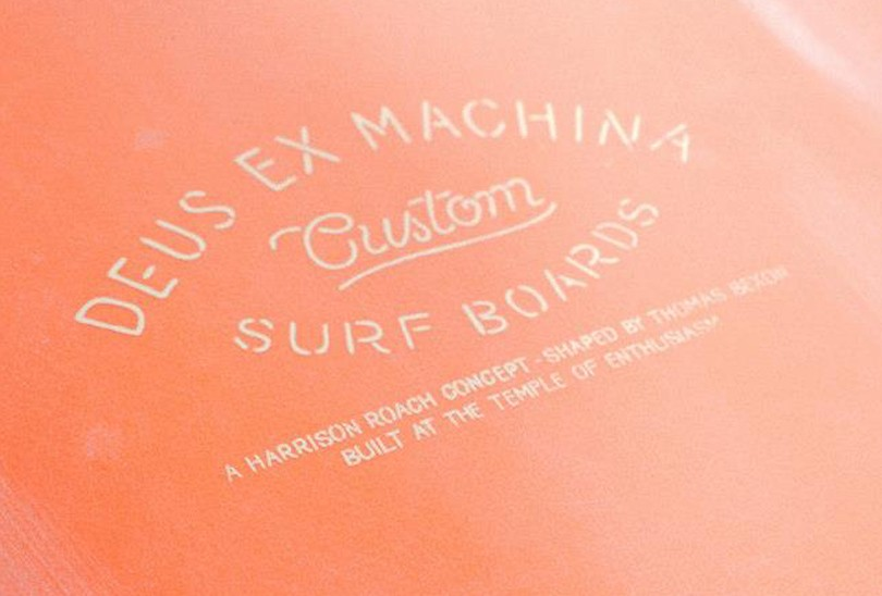 dues ex machina surf boards