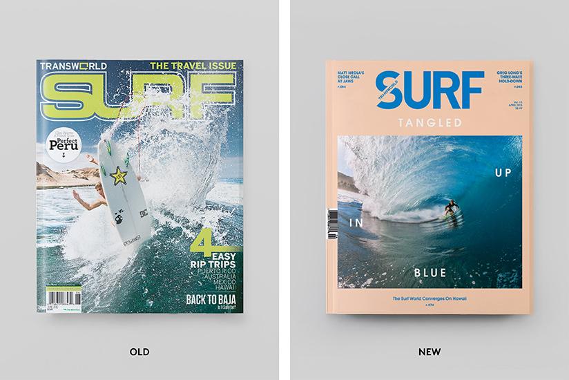 transworld_surf magazine re-design creative_direction_design_wedge_and_lever_223