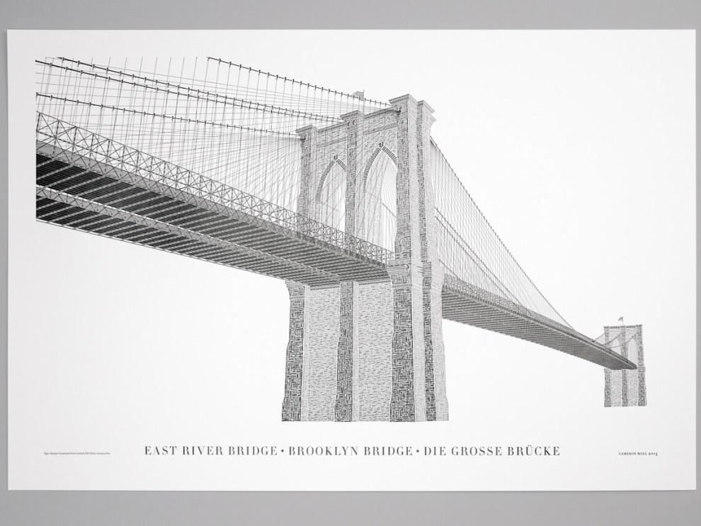 brooklyn bridge type 1