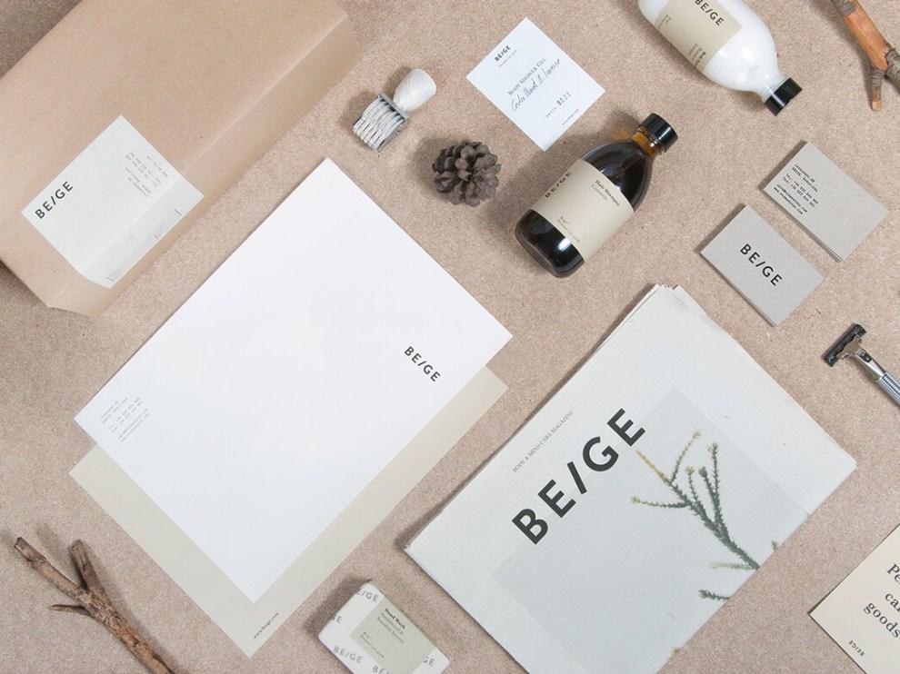 Minimal Branding Project3