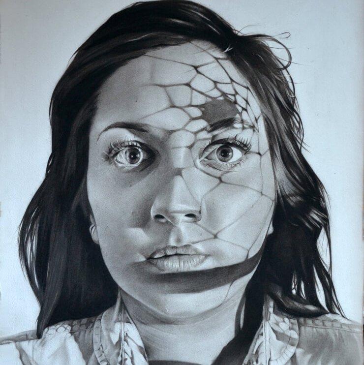 Charcoal Portraiture