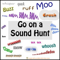 Outdoor Sound Hunt Inspired by Mr. Brown Can Moo! Can You?