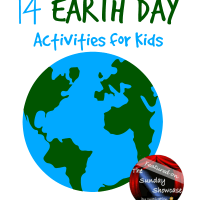 The Sunday Showcase - Earth Day Activities for Kids