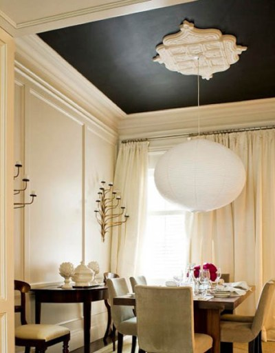 27 Ceiling Wallpaper Design and Ideas - InspirationSeek.com