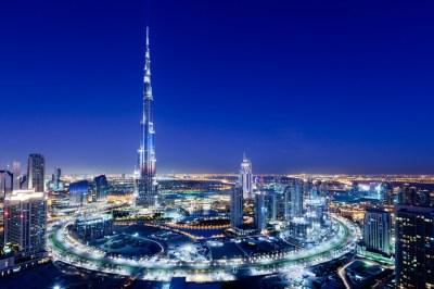 Burj Khalifa Dubai, The Tallest Building in the World - InspirationSeek.com