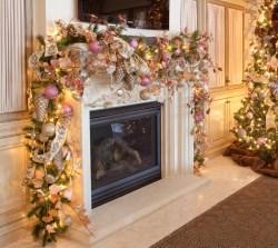 Small Of Christmas Garland Ideas