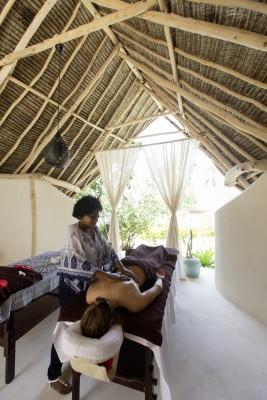 Spa Treatment at Zanzibar White Sand Luxury Villas