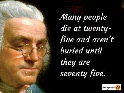 Benjamin Franklin old age quote, old age quotes, old quotes, Benjamin Franklin quotes