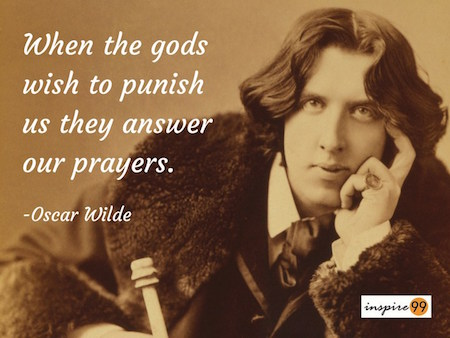 gods and oscar wilde quote, oscar wilde quotes, oscar wilde quote collection