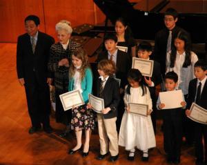 2010 Kizely Recital