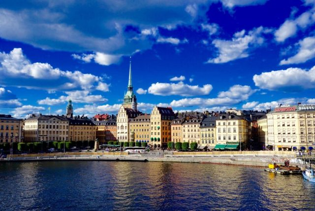 Cheap Ferry from Turku to Stockholm