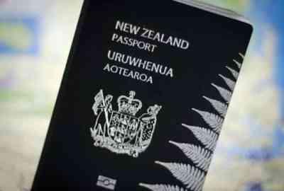 New Zealand Passport© 2016 - www.learnz.org.nz