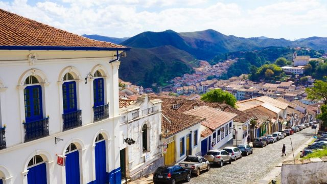Ouro Preto in Brazil: The True El Dorado!