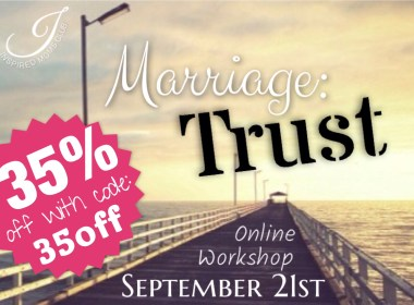 Marriage trust- new date