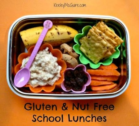 Pinspired Back-to-School Lunches #2