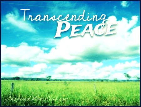 Transcending Peace