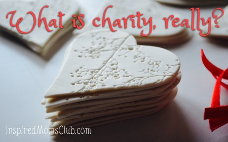 What is Charity, Really?
