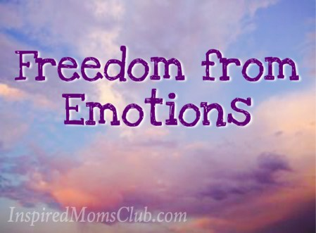 Freedom from Emotions
