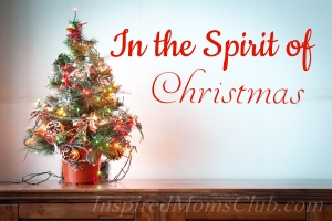 In the Spirit of Christmas…