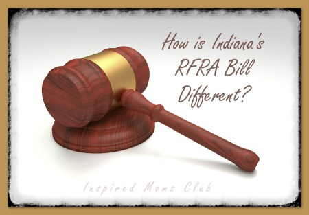How is Indiana's RFRA Bill Different?