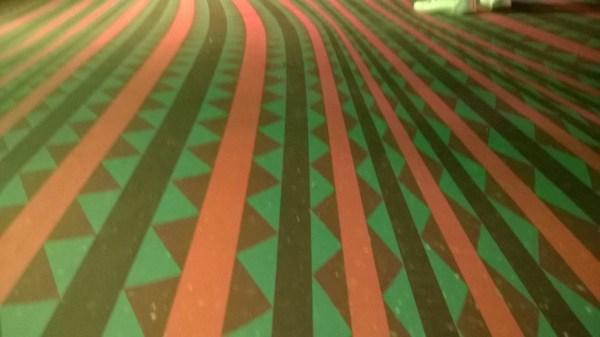 Light carpet