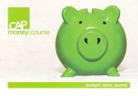 CAP Money course starts – Thur 13th Feb 2014
