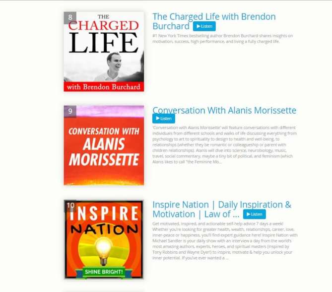 Inspire-Nation-Show-podcast-charts-top-10