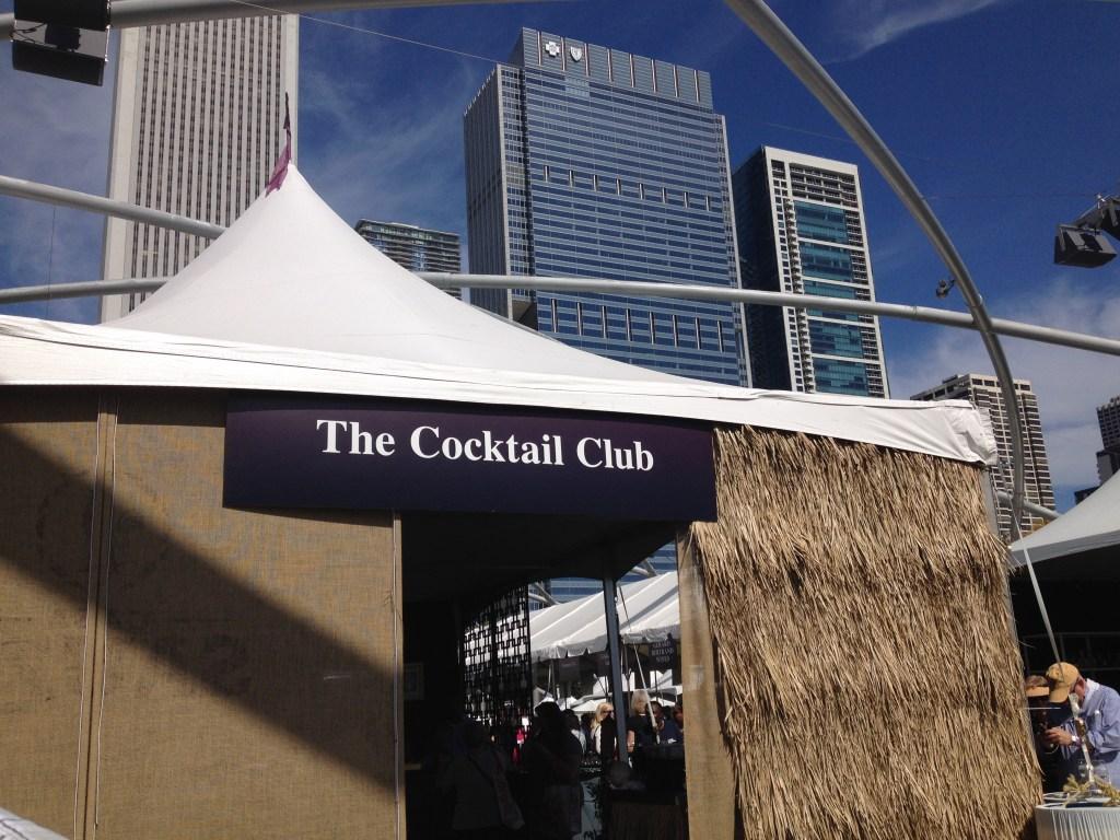 Inspiring Kitchen Chicago Gourmet The Cocktail Club