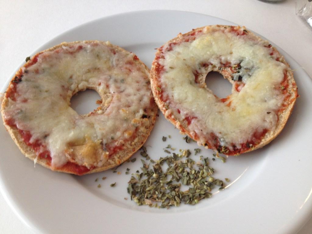 Inspiring Kitchen Pizza bagel Penzeys