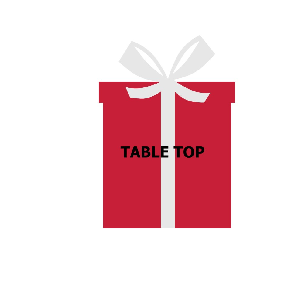 inspiring kitchen table top gift guide