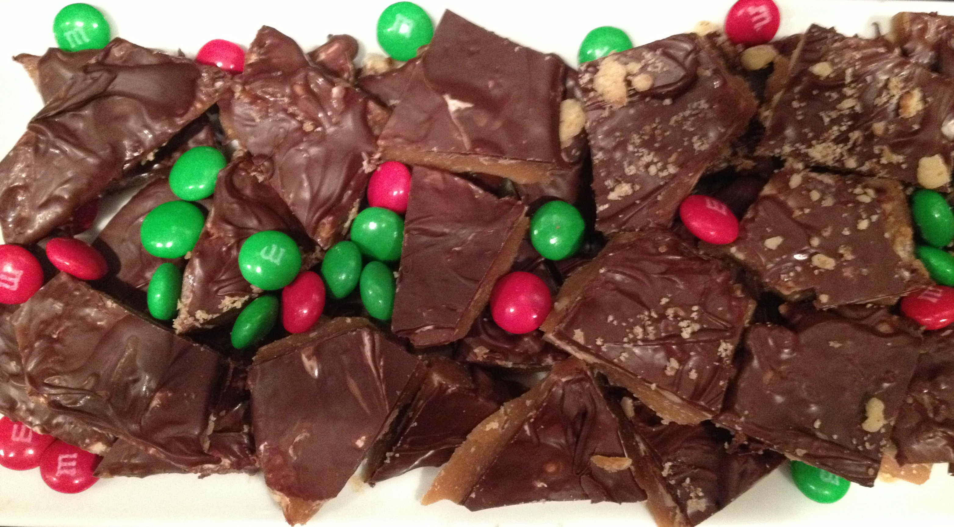 Inspiring Kitchen Homemade Chocolate Covered Toffee