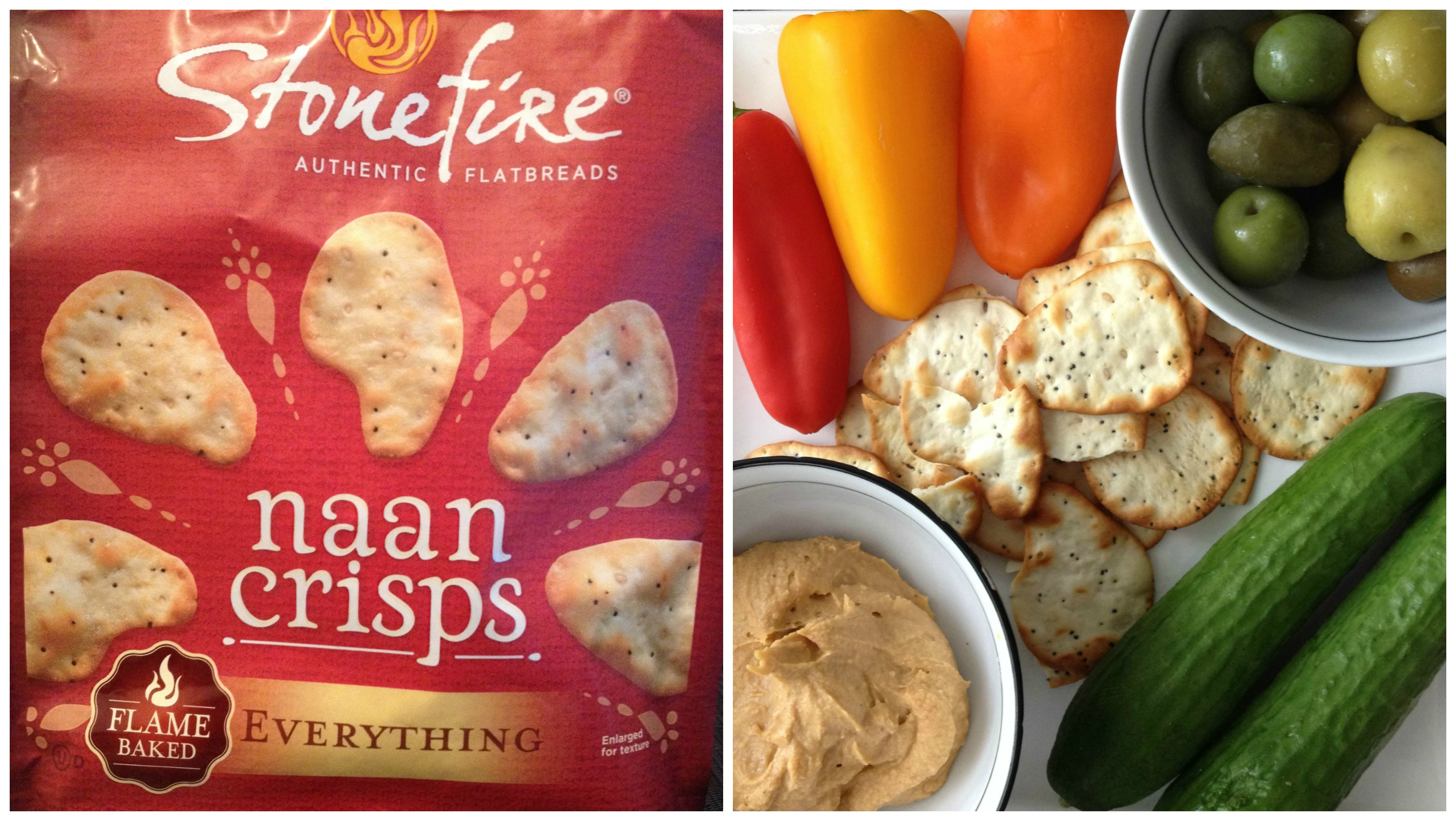 Inspiring Kitchen stonefire chips and dip