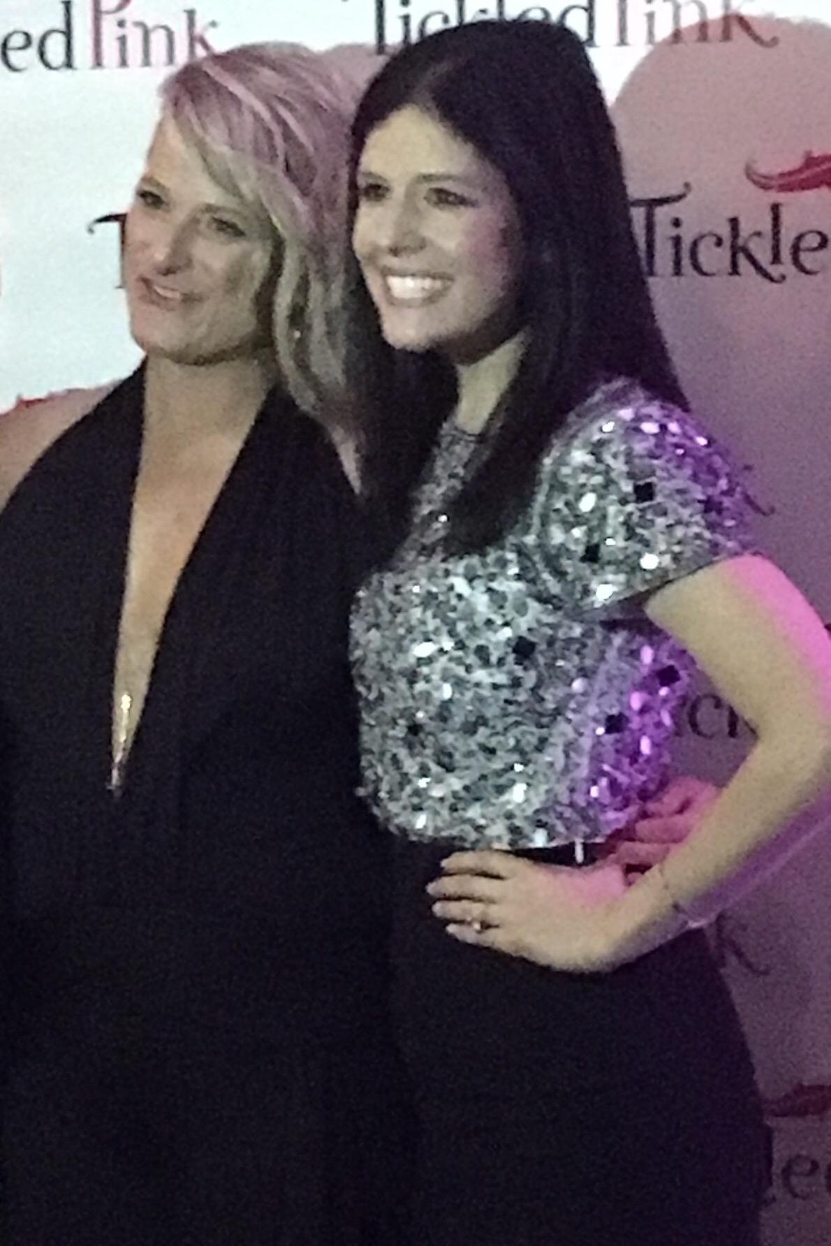 tickled pink jodi fyfe lindsay avner Tickled Pink Breast Cancer Awareness Gala