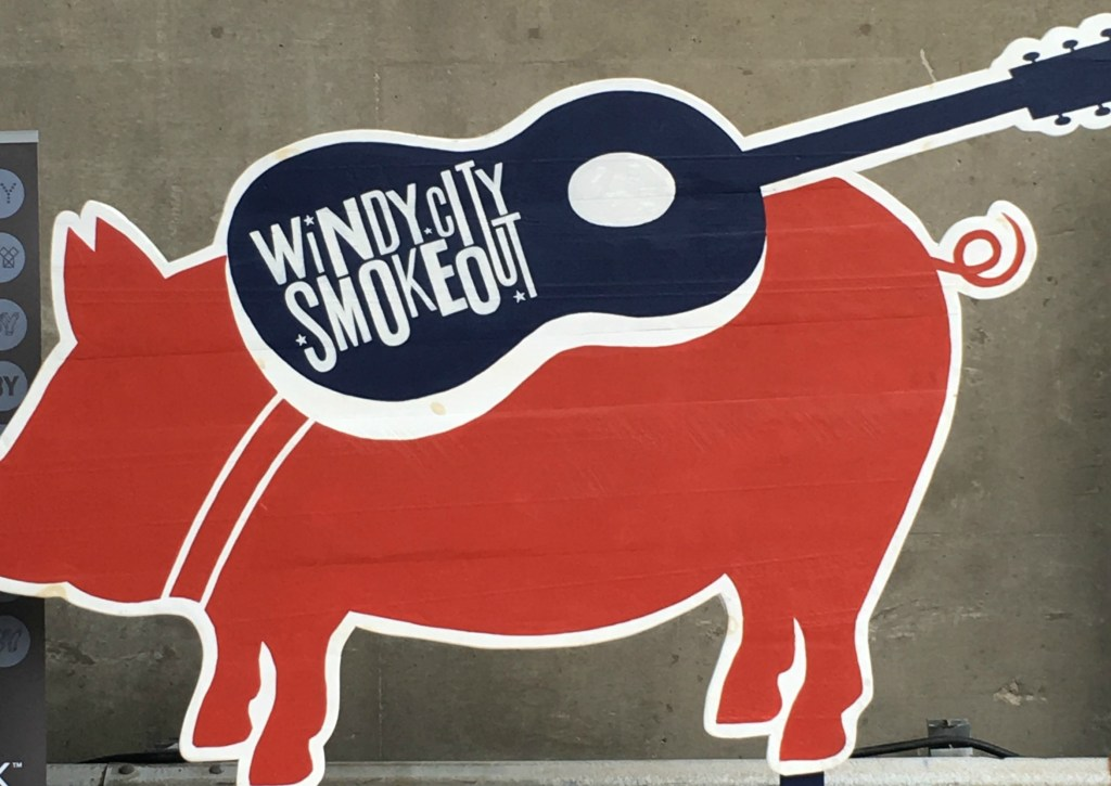 Country Music and BBQ Shine at Windy City Smokeout Festival