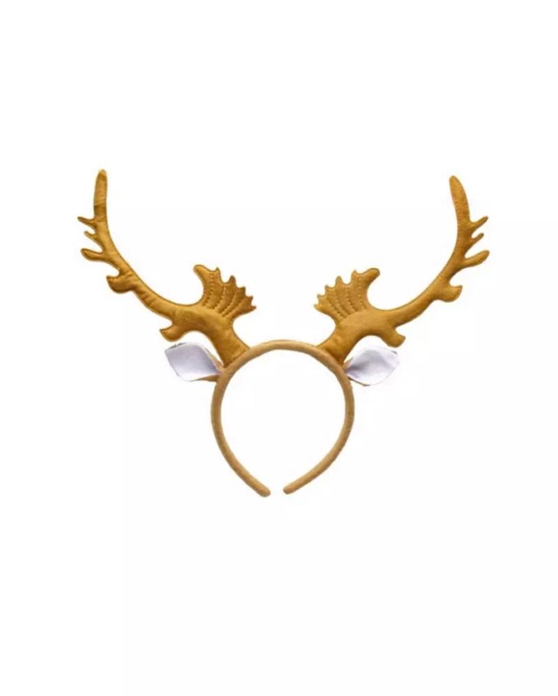 Large Of Reindeer Antlers Headband