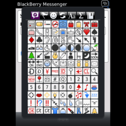 Fancy Smiley - Fancy Characters Country Flags and Picture Icons for BlackBerry_4