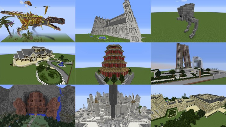 Instant Structures Mod (ISM)