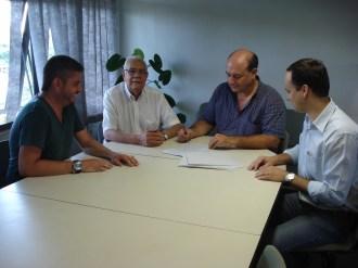 Bauru assina Termo Aditivo em função da Coordenação do Circuito Turístico