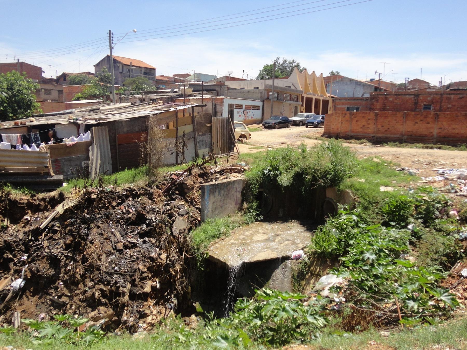 Regularização Urbanística e Fundiária