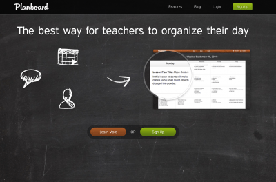 Streamline Lesson Planning with Planboard