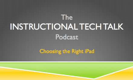 007 – Choosing the Right iPad