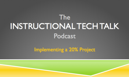 009 – Implementing a 20% Project