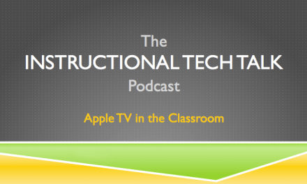 012 – Apple TV in the Classroom