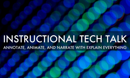 015 – Annotate, Animate, and Narrate with Explain Everything