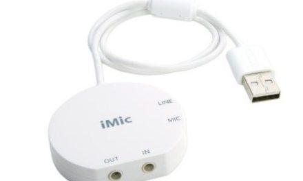 Griffin iMic Noise Fix