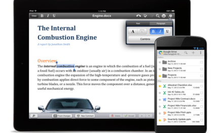 Google Quickoffice Apps Now Free for iOS and Android – Edit Office Docs on iPad