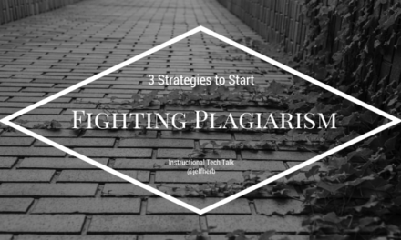 3 Steps to Fighting Plagiarism in Schools